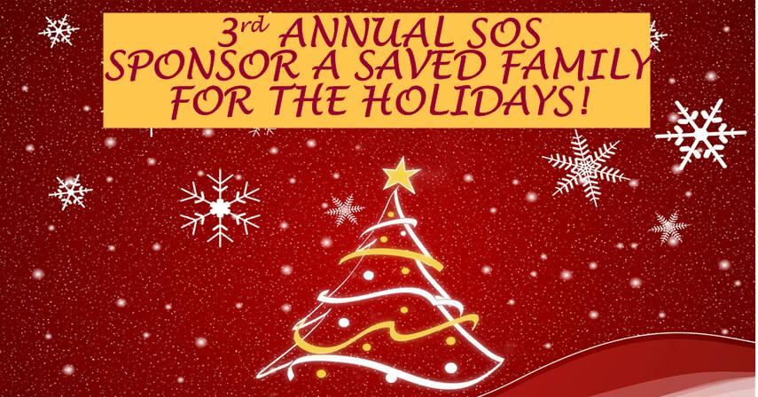 SOS 2015 Sponsor a Saved Family